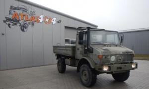 Atlas4x4 Basisfahrzeug U1350L mit OM366LA Bj1996