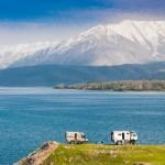 Van See in Ost-Anatolien
