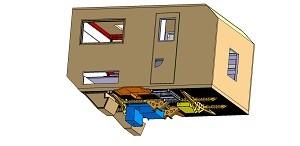 unimog als expeditionsfahrzeug atlas4x4. Black Bedroom Furniture Sets. Home Design Ideas