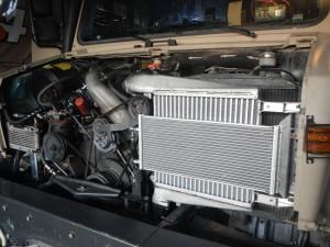 Unimog Klimaanlage