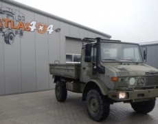 U1350L Unimog Reisemobil