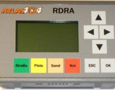 Reifendruckregelanlage mit integrierter Reifendruckkontrolle