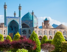 Erkundungstour im Iran