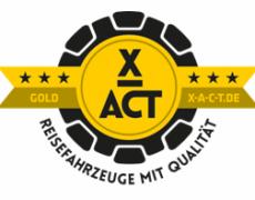 Auszeichnung in Gold