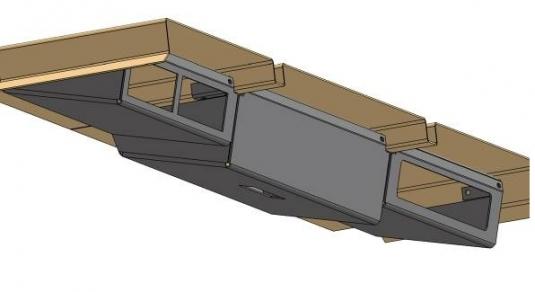 Dachkonsole