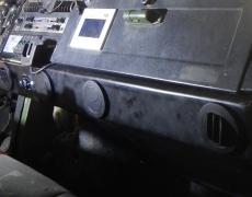 Klimaanlage für Unimog