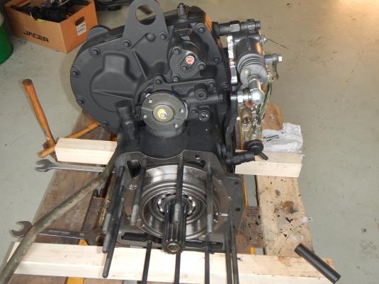 UG100 Unimog Getriebe