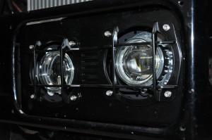 Unimog BI-LED Scheinwerfereinsätze