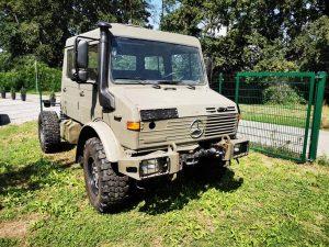 Atlas4x4 U1550L Doka Basisfahrzeuge Verkauf