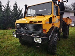 Atlas4x4 Unimog U1550L